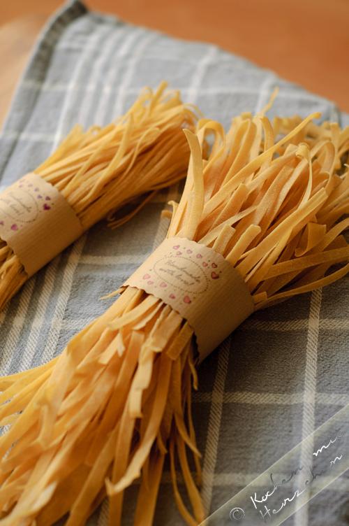 Frische Pasta einfach selbstgemacht