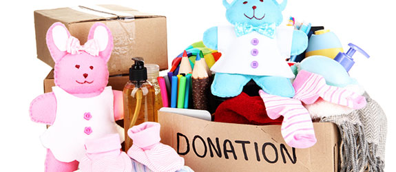 Toys For Donation : Uptown update courtenay school clothing toy drive underway