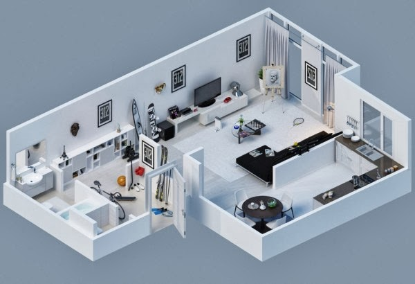 Magic pen bloger ekim 2013 for 3000 sq ft apartment floor plan