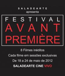 Festival Avant Premiere Sala de Arte