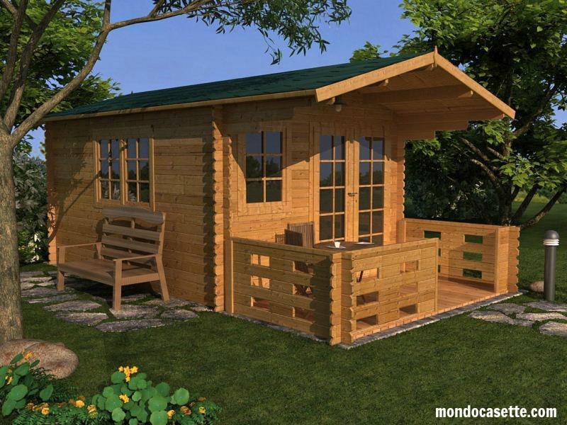 Case ecologiche in legno come risparmiare i prefabbricati for Casa in legno romania