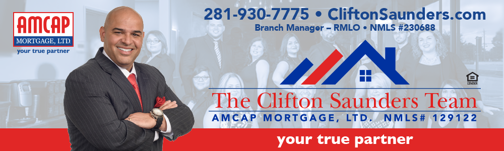 The Clifton Saunders Team Mortgage Video Blog