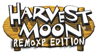Harvest Moon Back To Nature logo
