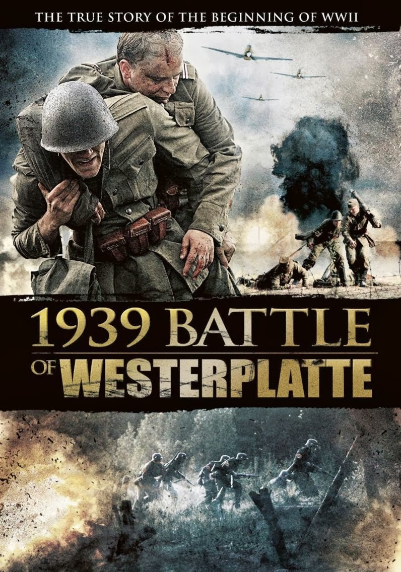 Baixar Filme 1939: Battle of Westerplatte DVDRip AVI + RMVB Legendado (2013)
