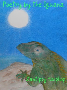 Poetry by the Iguana