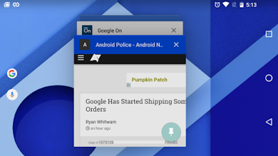 Android 6.0 Feature Spotlight : App Info Menu Is Now Just A Tap Away From The Recent App List