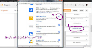 tutorial cara memasang slide show photo blog