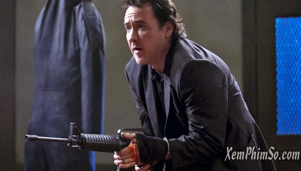 Chiếc Túi Nguy Hiểm xemphimso The Bag Man machine gun