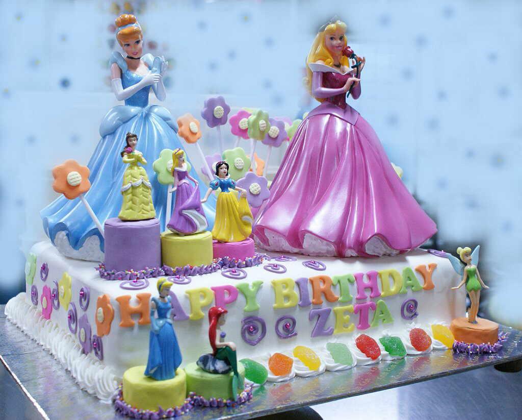 Cara Membuat Kue Ulang Tahun Hello Kitty - YouTube