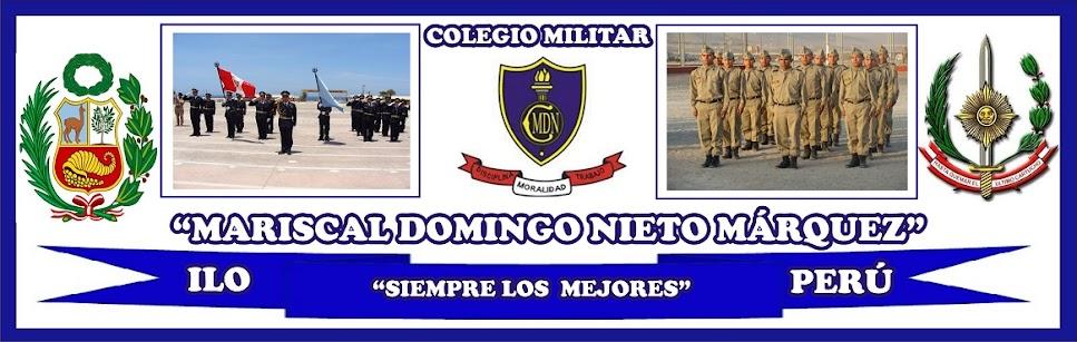 COLEGIO MILITAR MARISCAL DOMINGO NIETO MARQUEZ