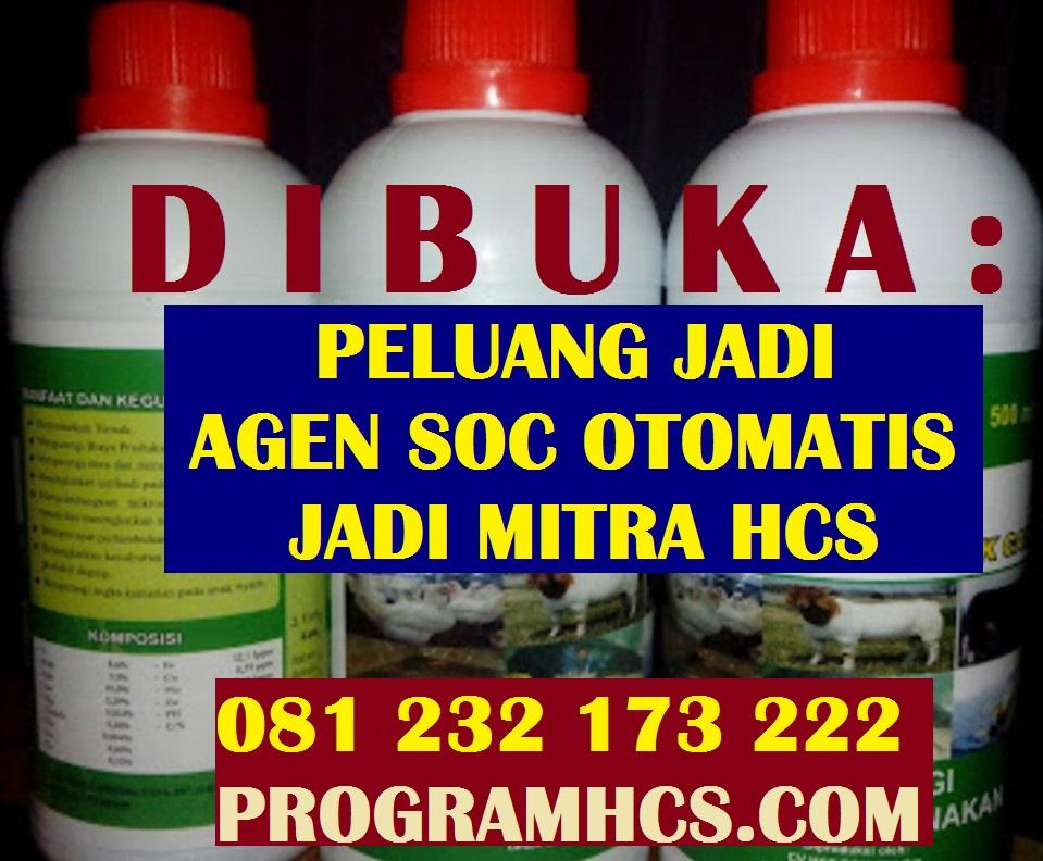 SUPLEMEN ORGANIK CAIR (SOC) HCS