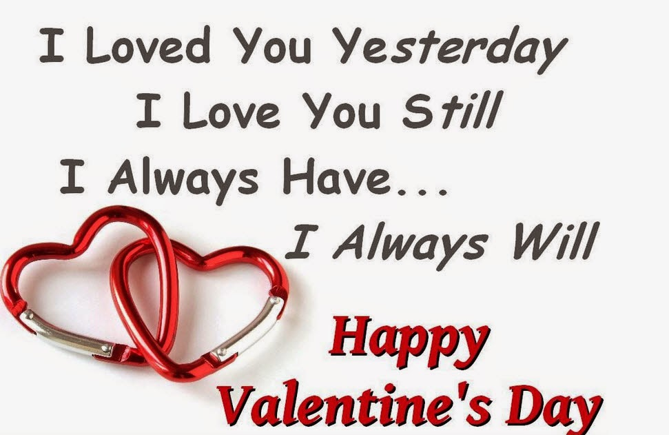 Happy Valentines Day facebook Status Quotes