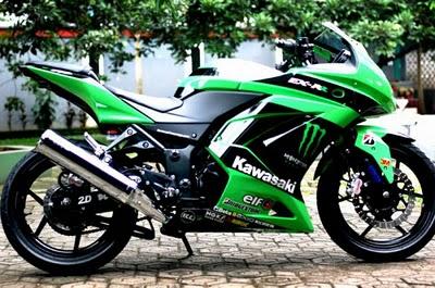 Kawasaki ninja 250cc Modification.jpg