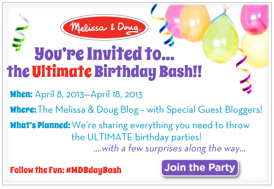 birthday bash, kids birthday party