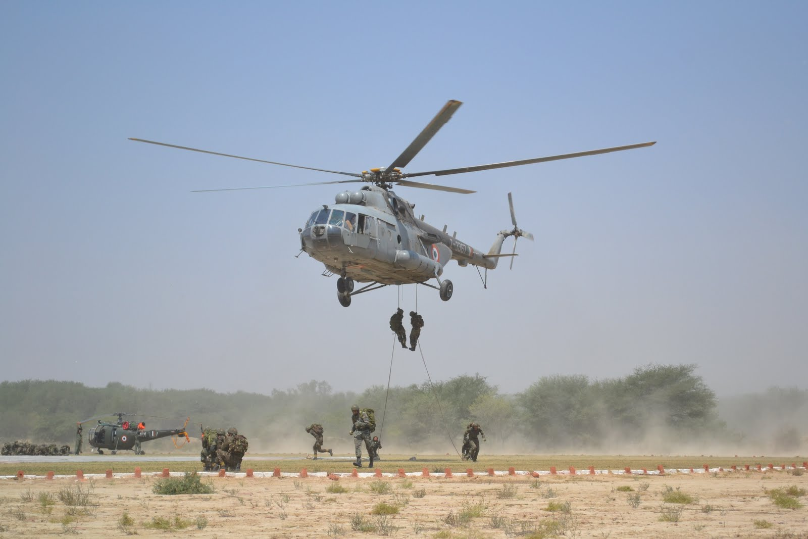 Image result for Indian arm in helicopter practice for R-Day