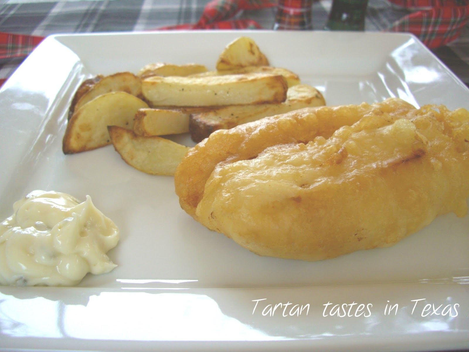 how to cook british fish and chips