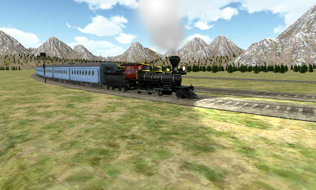 Download Game Train Sim Pro v3.4.1 Apk Screenshot