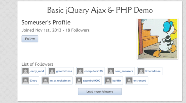 Beginner's Guide to Ajax Development with PHP