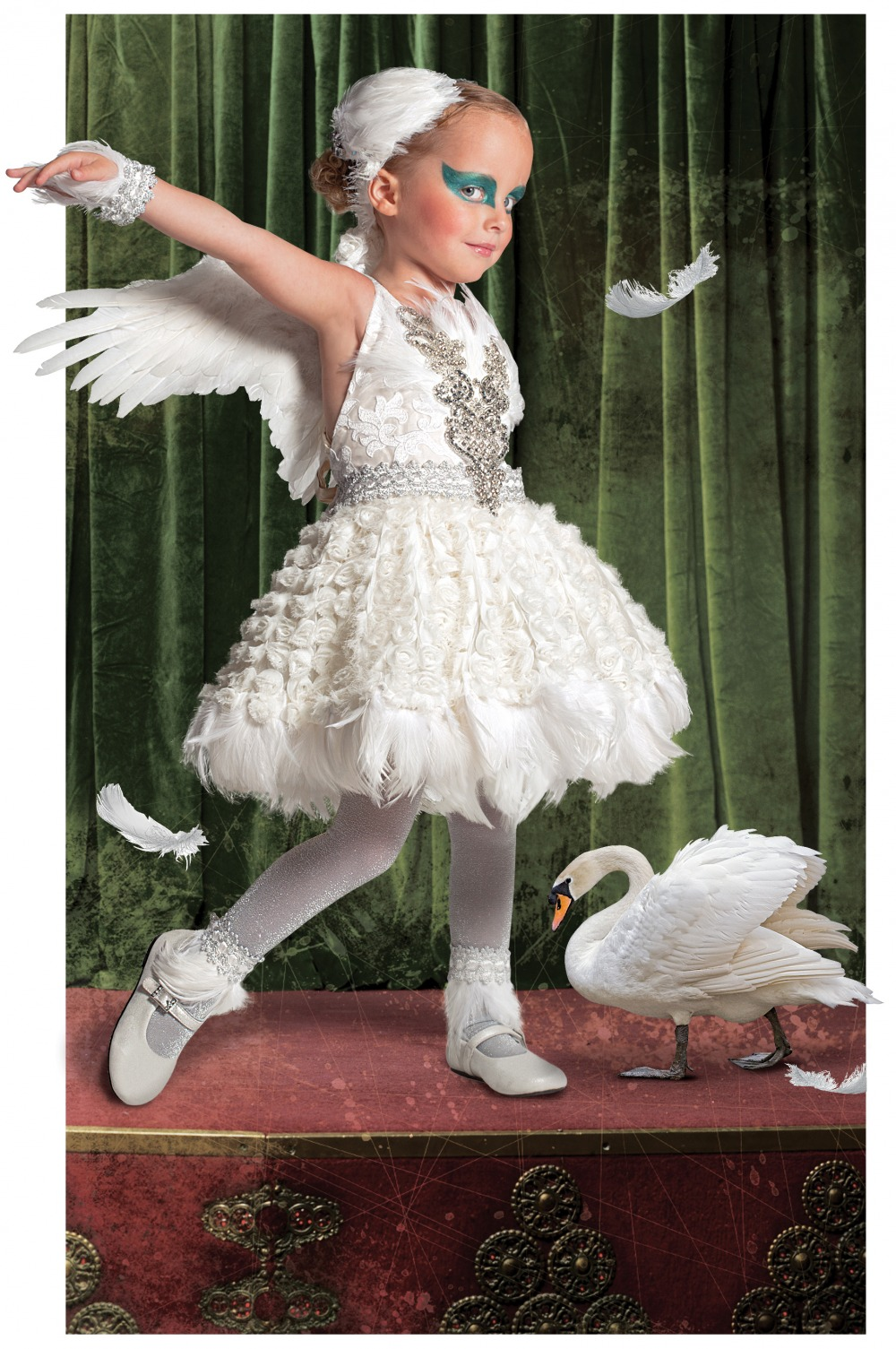 Shop for girls white swan costume online at Target. Free shipping on purchases over $35 and save 5% every day with your Target REDcard.