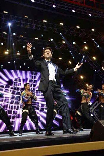 Hrithik Roshan at IIFA 2014 event gallery