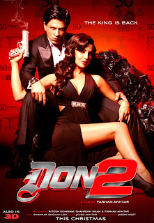Don 2 (2011) DVDScr Rip | 696 MB