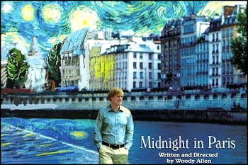 "LITERATURA E ""MEIA NOITE EM PARIS"""