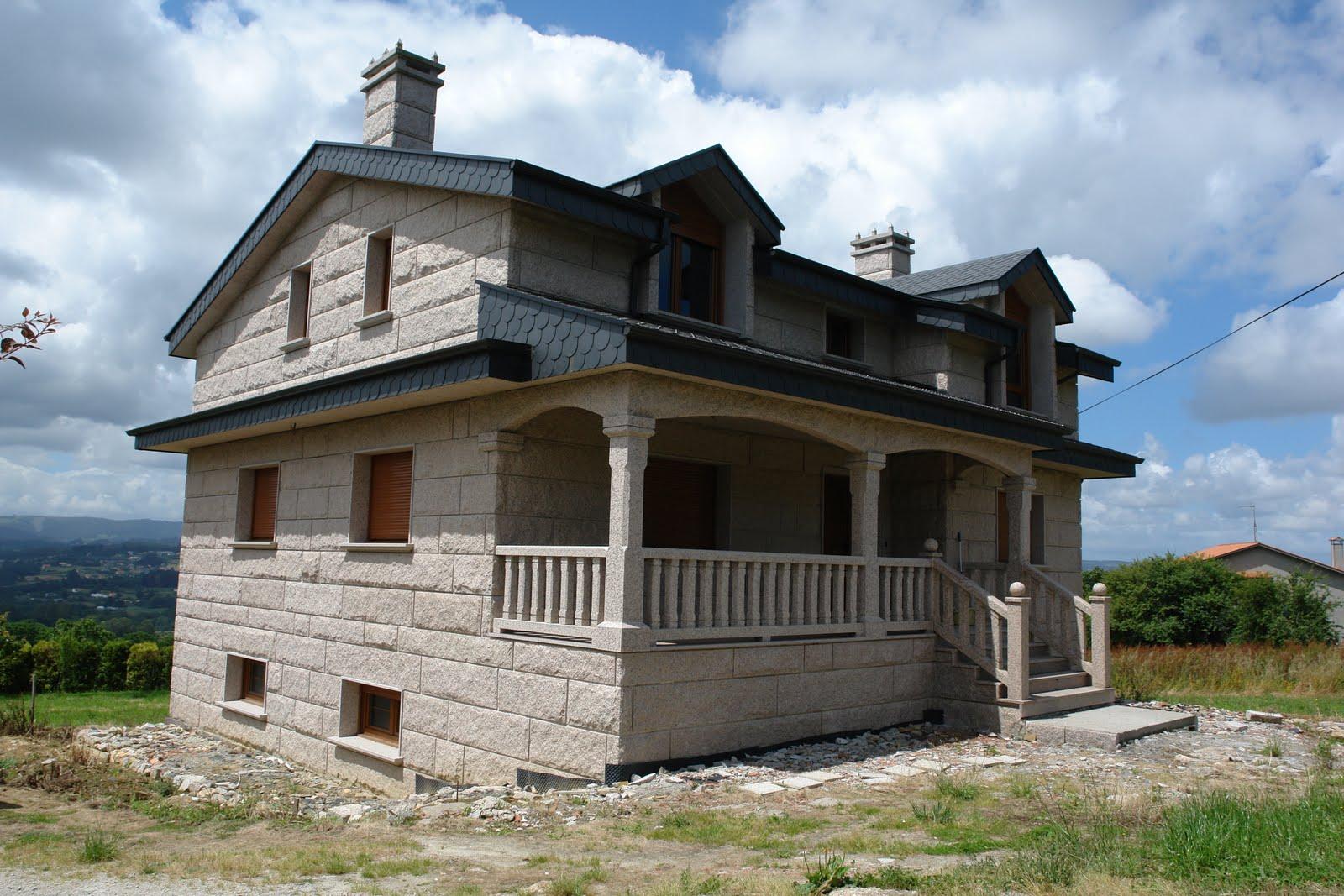 Me encanta la galicia rural de lugo fotos forocoches - Casas de piedra galicia ...