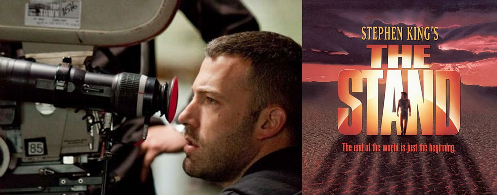Ben Affleck Is Picked To Direct Stephen King's THE STAND?