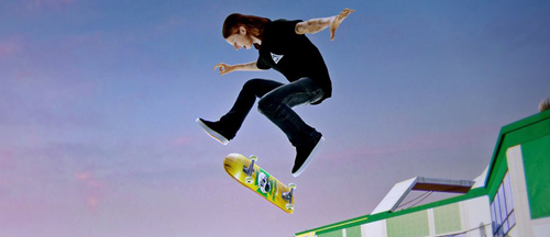 Tony Hawk's Pro Skater 5 game for the PS4, PS3, Xbox One and Xbox 360