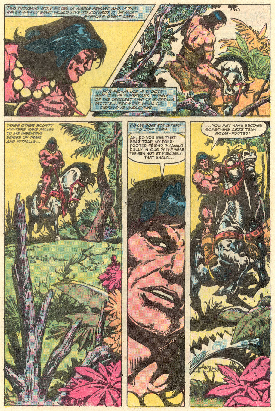 Conan the Barbarian (1970) Issue #134 #146 - English 3
