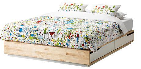 Ikea letto matrimoniale hemnes idee per il design della casa - Ikea lenzuoli matrimoniali ...