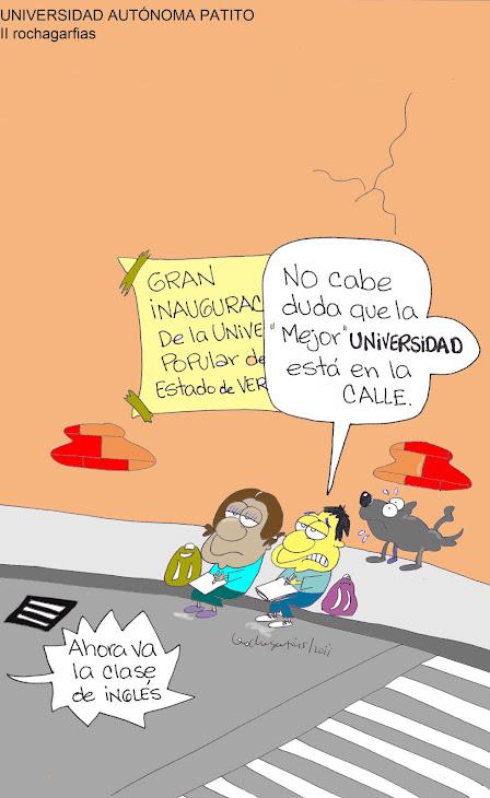 UPAV, UNIVERSIDAD AUTONOMA PATITO DE VERACRUZ