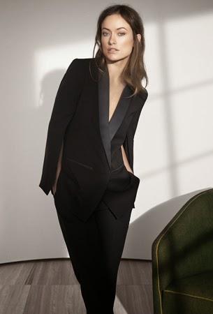 americana esmoquin H&M colección Conscious Exclusive