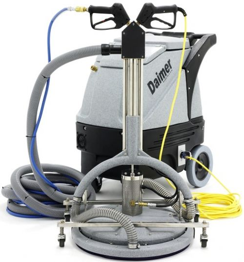 Floor steam cleaners for Floor cleaning machine
