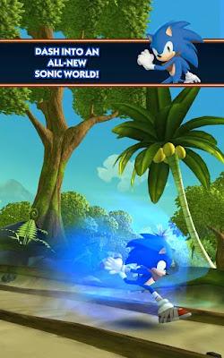 Sonic Dash: Sonic Boom Versi Terbaru