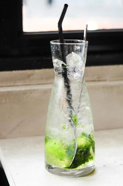 gin khao thai Coconut Mojito