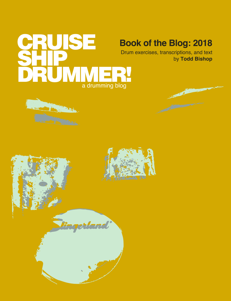 NOW AVAILABLE: 2018 Book of the Blog