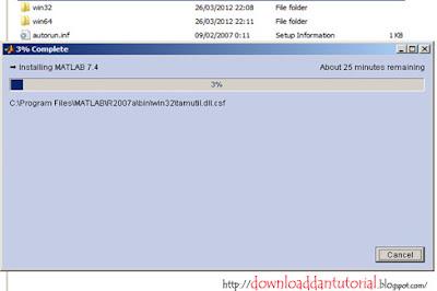 Matlab Pada Windows Seven