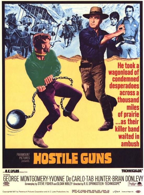 """""""Hostile Guns"""" (1967)"""
