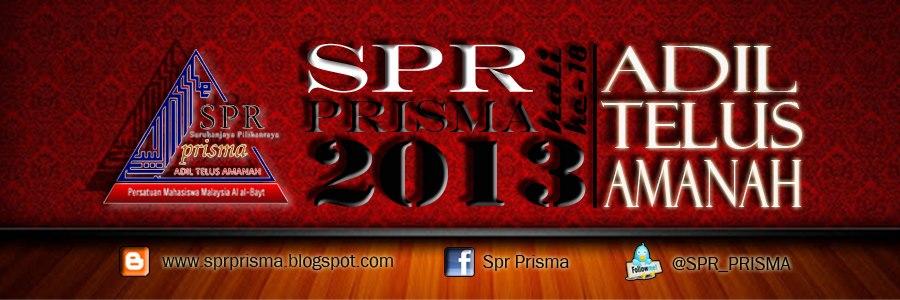 Suruhanjaya Pilihanraya (SPR) PRISMA