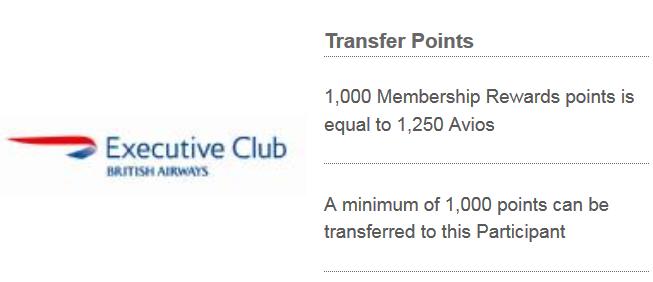 transfer to membership