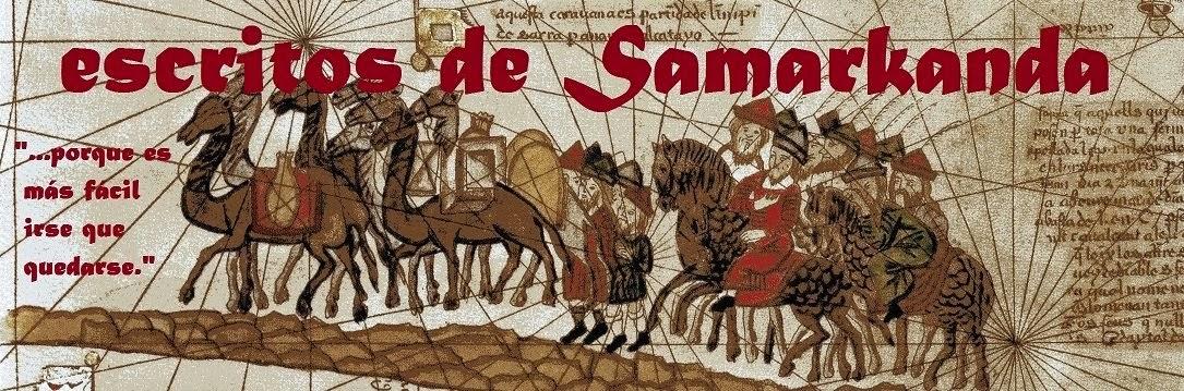 escritos de Samarkanda