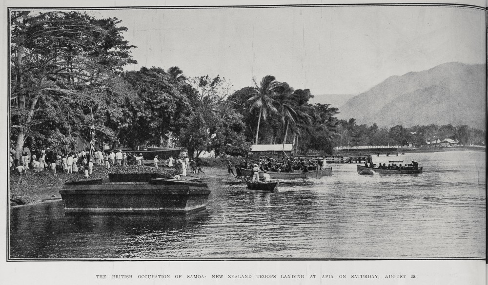 More Tales From The South Pacific New Zealands Capture Of German - Tales of the south pacific