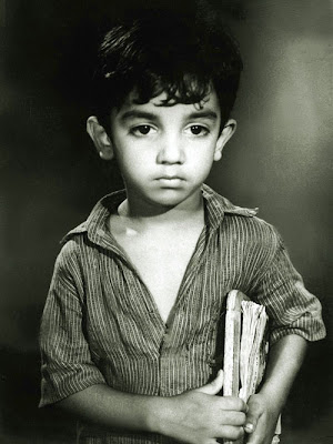 Kamal Haasan's childhood