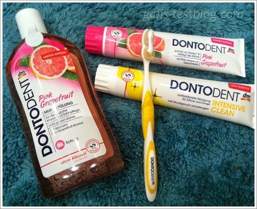 DONTODENT Mundpflegeprodukte