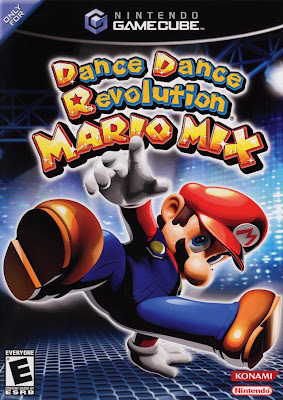 dance dance revolution mario mix pal DDR