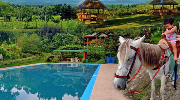 Guerrero Farm and Nature Resort - Negros Occidental tourist attractions