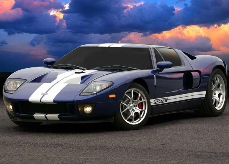 Ford GT Review ~ AUTO REVIEW