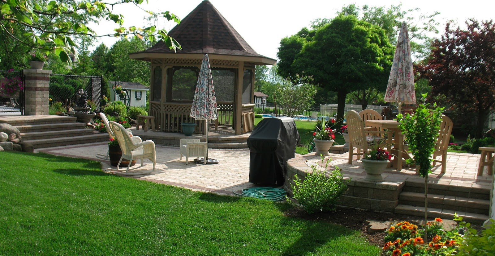 Beautiful Landscaping In Buffalo NY WNY Landscape Design Company