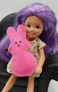 DIY Barbie Blog: stuffed felt peep